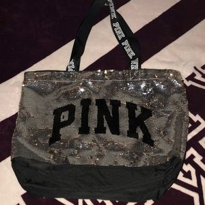A sequence Tote by PINK